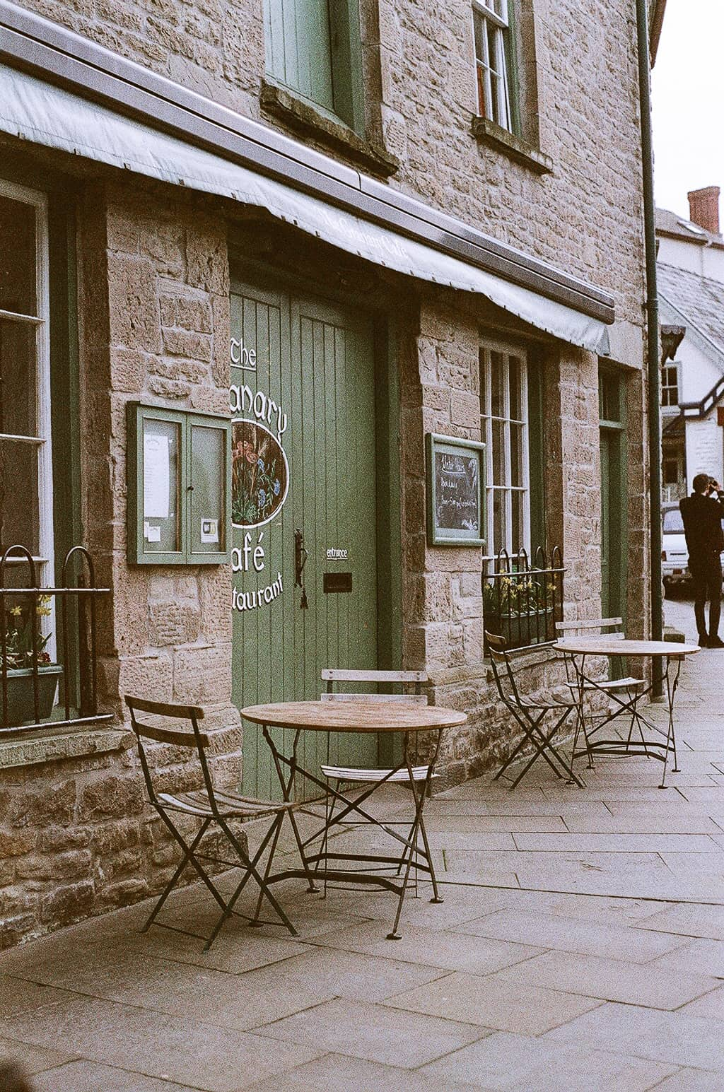 hay on wye 35mm film photography