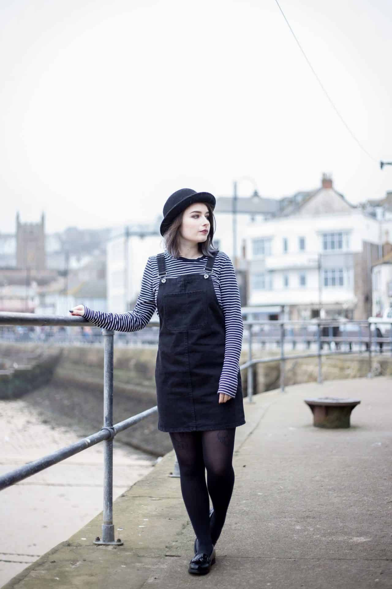 pinafore dress primark