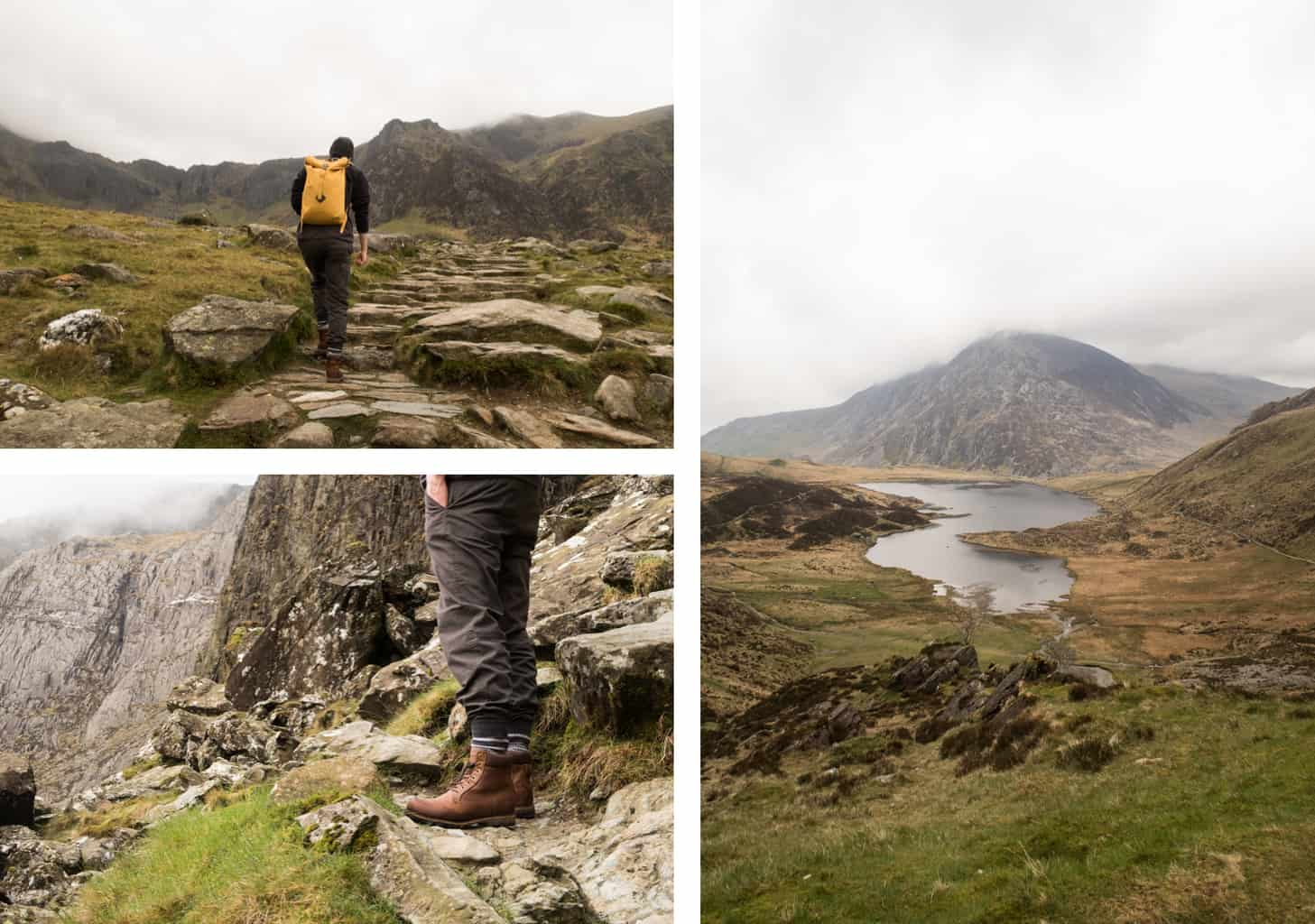 north wales adventures in snowdonia