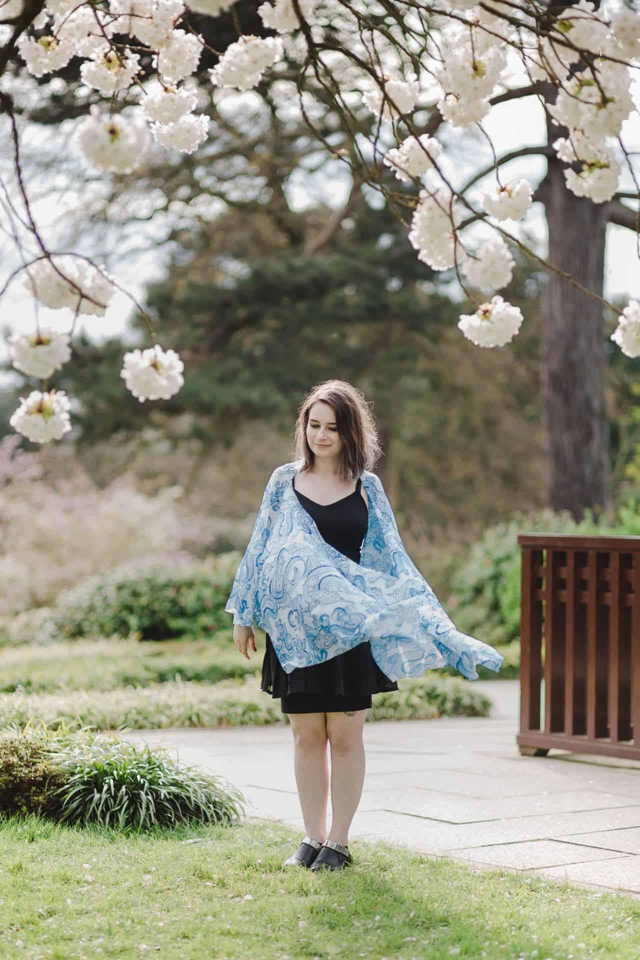 black milk clothing tatsu kimono