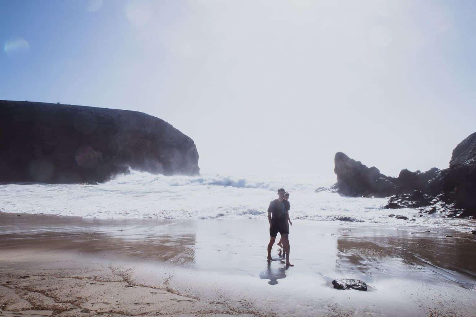 secret side of lanzarote playa de papgayo