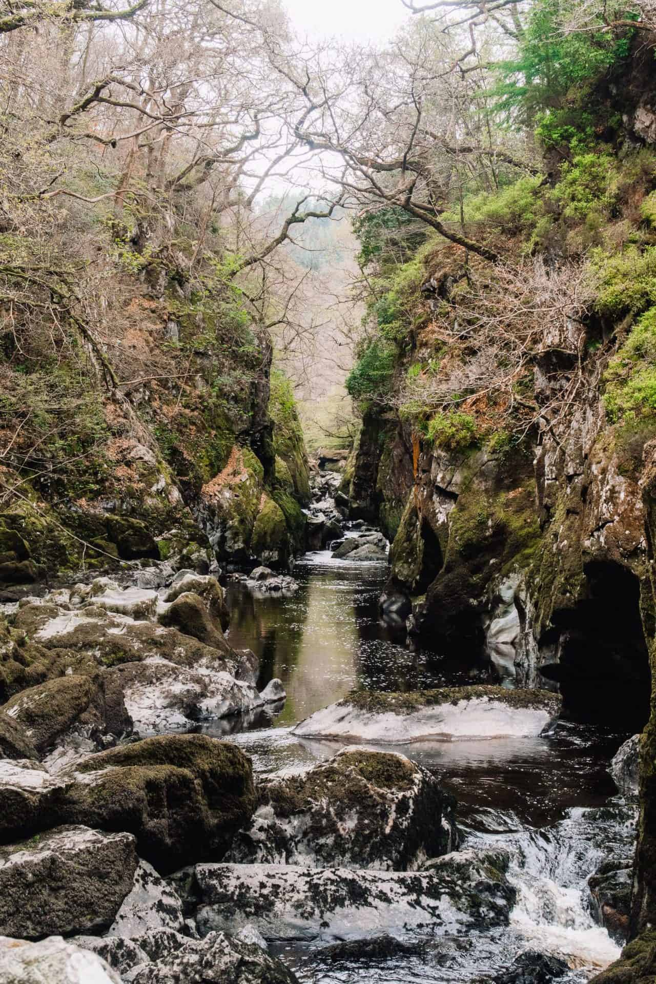 fairy glen snowdonia