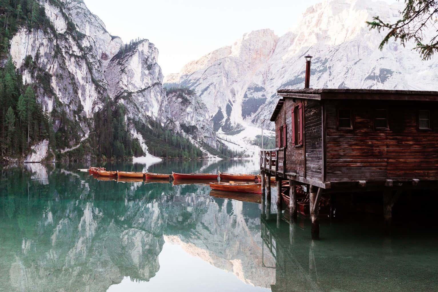 best lakes italy lago di braie dolomites
