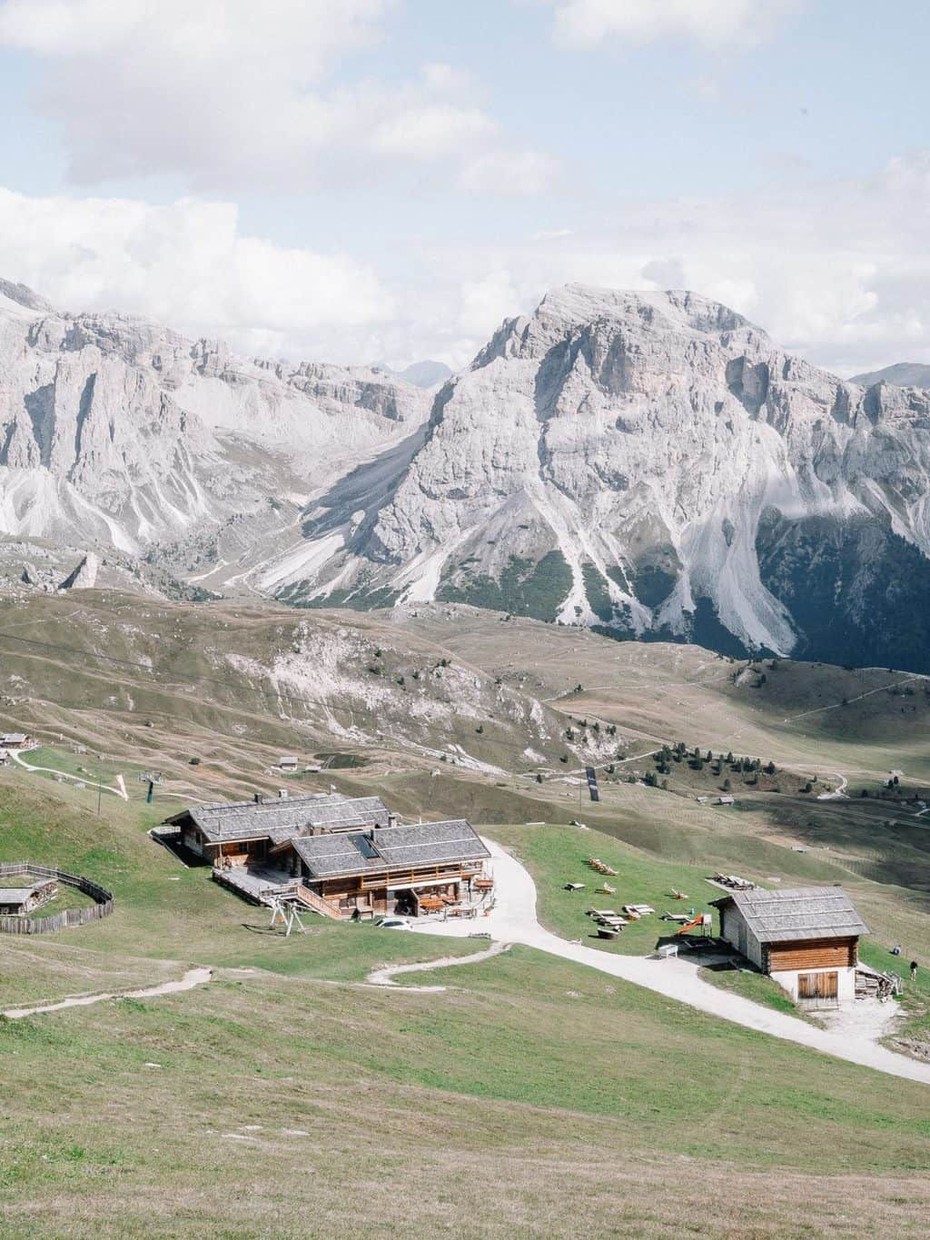 Seceda 2500 the best mountain passes in the dolomites